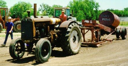 1934 Twin City 21-32